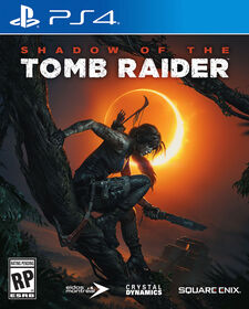 PlayStation 4 - Shadow of the Tomb Raider