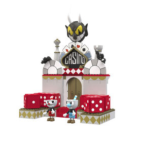 Cuphead Chaotic Casino Large Construction Set