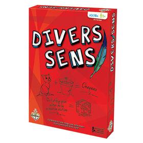 Jeu Divers Sens - French Edition
