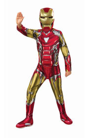 Iron Man Costume - Large 12-14