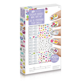 Creations Sticker Doodle Nail Art Kit