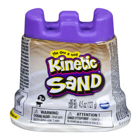 Kinetic Sand - Single Container - 5oz - White