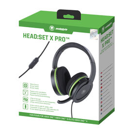 Xbox One snakebyte Head:Set X Pro