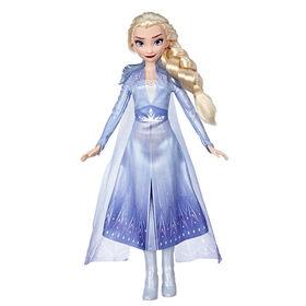 Disney La Reine des neiges, poupée mannequin Elsa