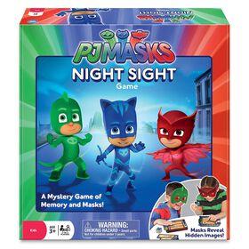 PJ Masks Night Sight Game
