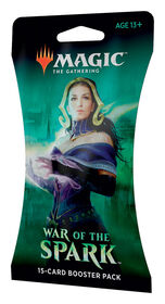 "Magic the Gathering ""War of the Spark"" Blister"