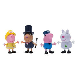 Peppa Pig 4 pack - What I Want to Be