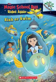 The Magic School Bus Rides Again: Sink or Swim: Exploring School of Fish