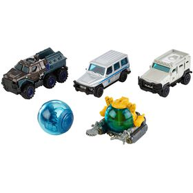 Matchbox Jurassic World Die-Cast 5-Pack - Styles May Vary