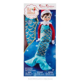 Elf Claus Couture Merry Merry Mermaid