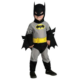 Batman Toddler Costume - Size 1-2T