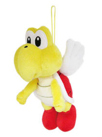 Nintendo Super Mario All Stars Koopa Paratroopa plush