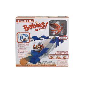 Tekno Babies Raccoon Playset - R Exclusive