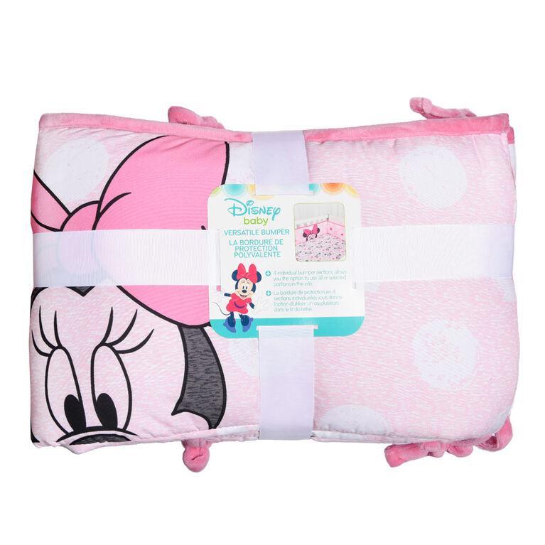 Disney Baby Versatile Bumper- Minnie Mouse