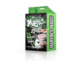 Marvin's Magic - Mind-Blowing Magic 25 Tricks