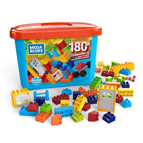 Mega Bloks Mini Bulk Tub Large