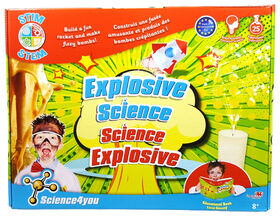 Science4you - Science explosive.