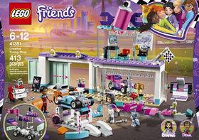 LEGO Friends Creative Tuning Shop 41351