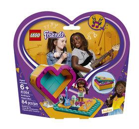 LEGO Friends Andrea's Heart Box 41354
