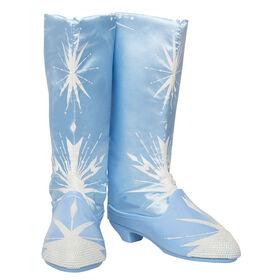 Bottes Elsa Frozen 2