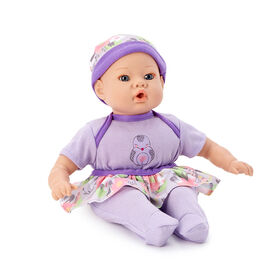Madame Alexander - 12Inch Lil' Cuddles Baby - Yellow
