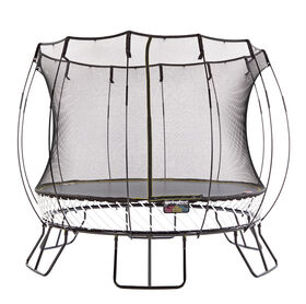 Springfree 10 ft Medium Round Trampoline with Safety Enclosure
