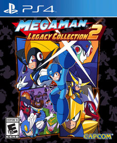PlayStation 4 - Mega Man Legacy Collection Volume 2