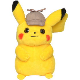 "Pokémon Detective Pikachu 8"" Plush - Without Sound"