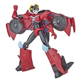 Transformers Cyberverse - Windblade de classe guerrier.
