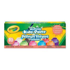 Crayola - Washable Kids Neon Paint