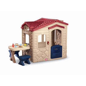 Little Tikes - Picnic On The Patio Playhouse - R Exclusive