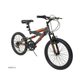 Avigo Gauntlet Full Suspension Mountain Bike - 20 inch