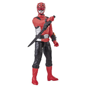 Power Rangers Beast Morphers Red Ranger 12-inch Action Figure