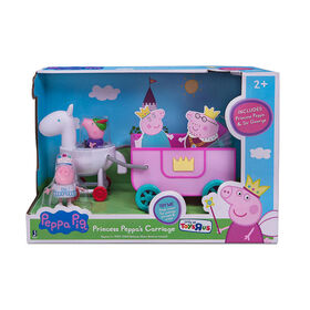Peppa's Princess Carriage