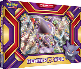Pokémon Gengar EX Box