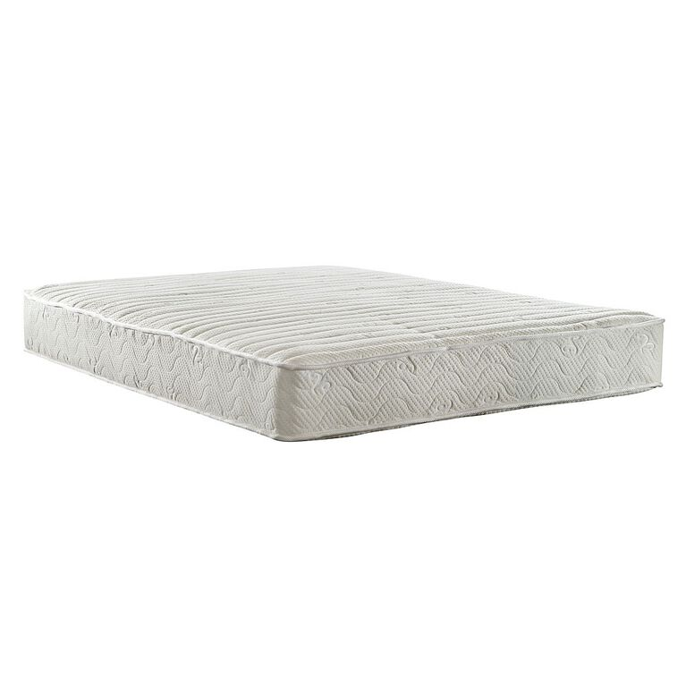 Signature Sleep - Contour Full Mattress, White