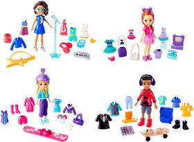 Polly Pocket Fashion Super Collection