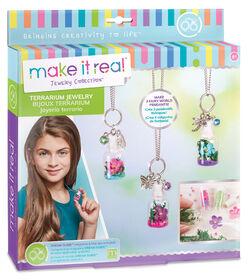 Make It Real Terrarium Jewelry