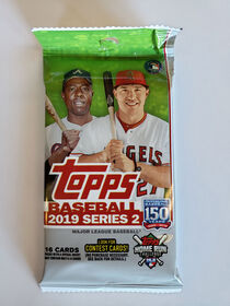2019 Topps Baseball Series 2 Booster