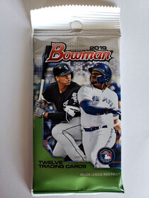 2019 Topps Bowman Baseball Booster