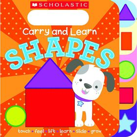 Carry And Learn: Shapes