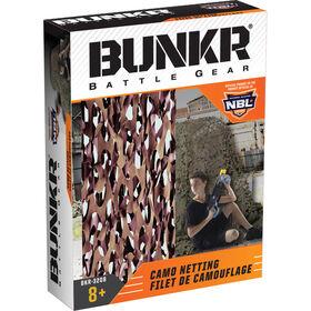 BUNKR Camouflage Netting for Blaster Battles