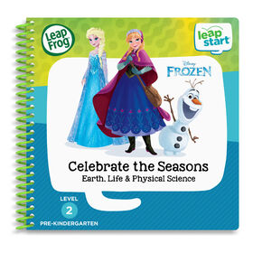 LeapFrog LeapStart Frozen Celebrate the Seasons Earth, Life & Physical Science - English Edition