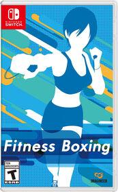 Nintendo Switch - Fitness Boxing