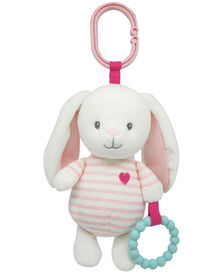 Carter's On the Go Musical Bunny Pink