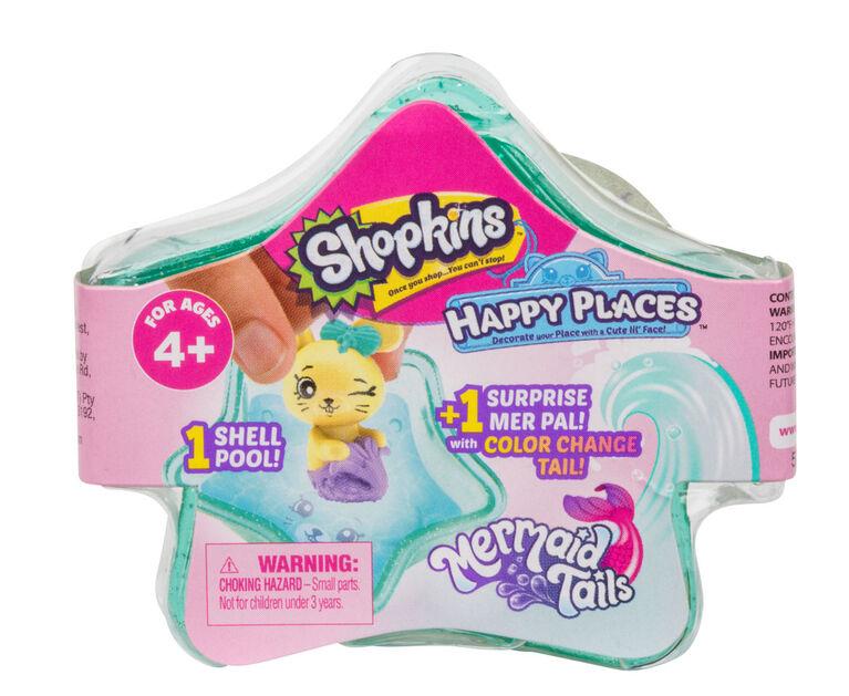 Shopkins Happy Places Mermaid Tales - Surprise Pack