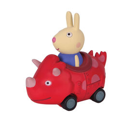Peppa Pig Mini Buggies - Richard Rabbit in Purple Dinosaur