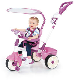 Little Tikes - 4-in-1 Trike Basic Edition - Pink