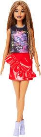 Barbie Fashionistas Doll #123 - Braided Hair
