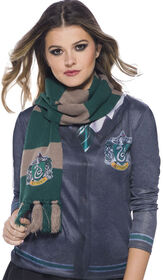 Harry Potter Slytherin Deluxe Scarf
